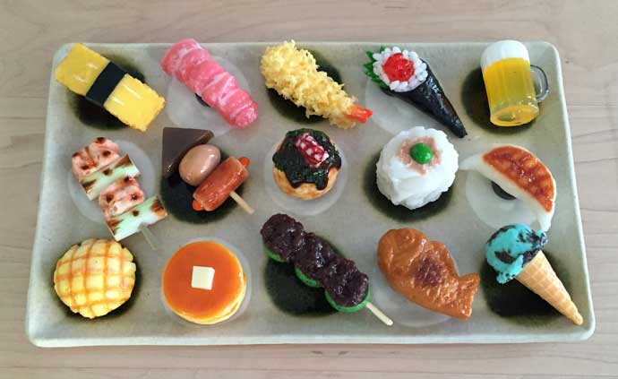 New Items Added : Food sample magnets | YUCa's Japanese Cooking ...